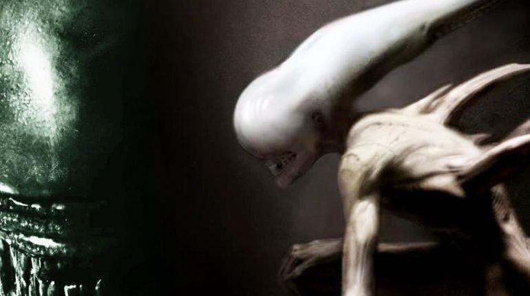 Neomorph là loài quái vật không gian gốc thứ hai ghê rợn hơn cả Xenomorph