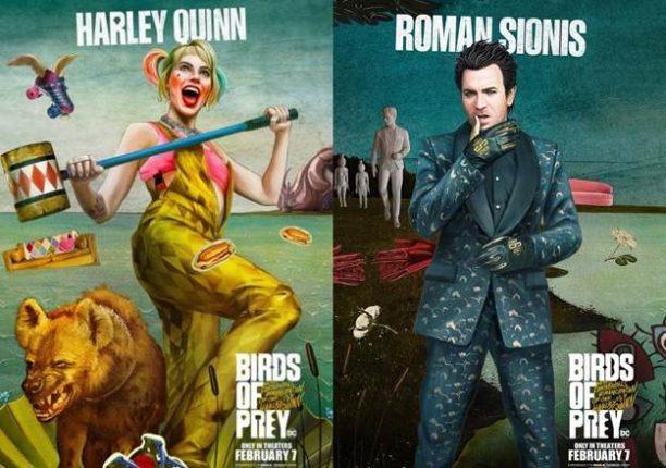 Birds Of Grey - Margot Robbie