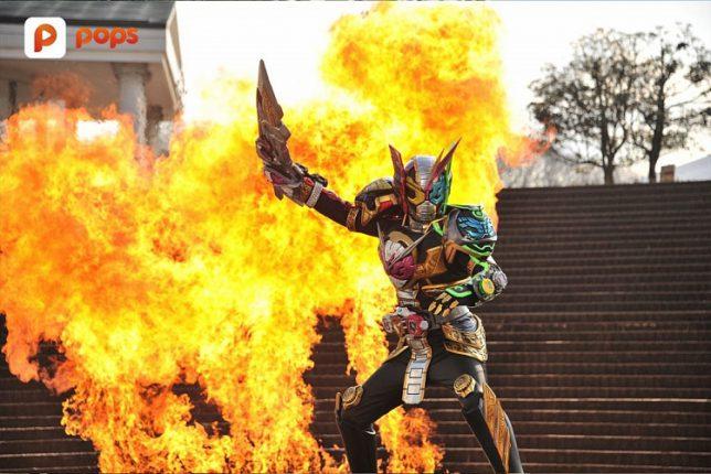 Kamen Rider - POPS